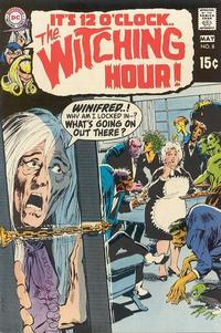 Cover Thumbnail for The Witching Hour (DC, 1969 series) #8