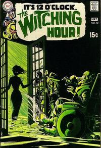 Cover Thumbnail for The Witching Hour (DC, 1969 series) #10