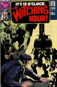 Cover for The Witching Hour (DC, 1969 series) #11