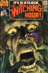 Cover Thumbnail for The Witching Hour (DC, 1969 series) #13
