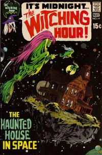 Cover Thumbnail for The Witching Hour (DC, 1969 series) #14