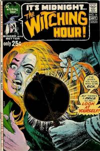 Cover Thumbnail for The Witching Hour (DC, 1969 series) #16