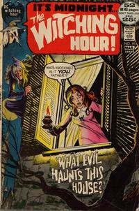 Cover Thumbnail for The Witching Hour (DC, 1969 series) #19