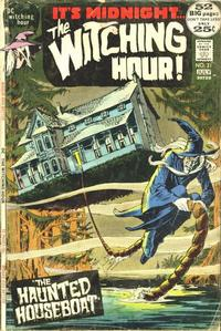 Cover Thumbnail for The Witching Hour (DC, 1969 series) #21
