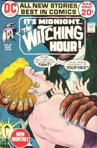 Cover Thumbnail for The Witching Hour (DC, 1969 series) #22