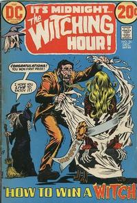 Cover Thumbnail for The Witching Hour (DC, 1969 series) #26
