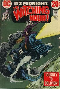 Cover Thumbnail for The Witching Hour (DC, 1969 series) #27