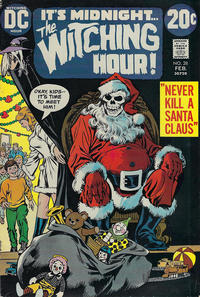 Cover Thumbnail for The Witching Hour (DC, 1969 series) #28