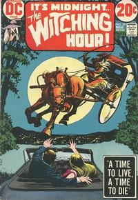 Cover Thumbnail for The Witching Hour (DC, 1969 series) #29
