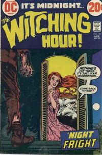 Cover Thumbnail for The Witching Hour (DC, 1969 series) #30