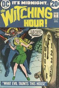 Cover Thumbnail for The Witching Hour (DC, 1969 series) #32