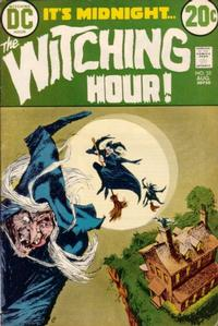 Cover Thumbnail for The Witching Hour (DC, 1969 series) #33