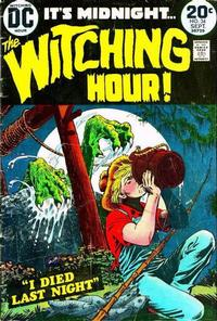Cover for The Witching Hour (DC, 1969 series) #34
