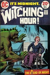 Cover Thumbnail for The Witching Hour (DC, 1969 series) #35