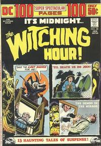 Cover Thumbnail for The Witching Hour (DC, 1969 series) #38