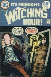 Cover Thumbnail for The Witching Hour (DC, 1969 series) #39