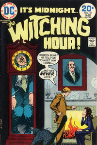 Cover Thumbnail for The Witching Hour (DC, 1969 series) #40