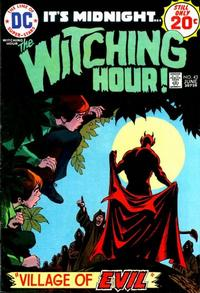 Cover Thumbnail for The Witching Hour (DC, 1969 series) #43
