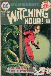 Cover Thumbnail for The Witching Hour (DC, 1969 series) #46