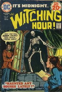 Cover Thumbnail for The Witching Hour (DC, 1969 series) #47