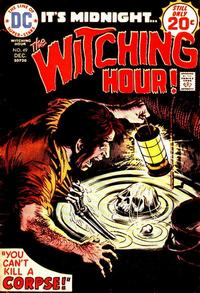 Cover Thumbnail for The Witching Hour (DC, 1969 series) #49