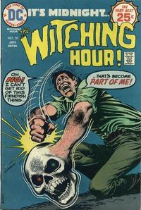 Cover Thumbnail for The Witching Hour (DC, 1969 series) #50