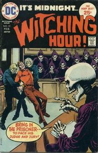 Cover Thumbnail for The Witching Hour (DC, 1969 series) #51