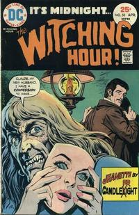 Cover Thumbnail for The Witching Hour (DC, 1969 series) #53