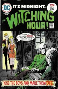 Cover Thumbnail for The Witching Hour (DC, 1969 series) #55