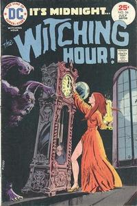 Cover Thumbnail for The Witching Hour (DC, 1969 series) #56