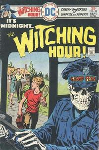 Cover Thumbnail for The Witching Hour (DC, 1969 series) #58