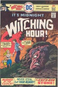 Cover Thumbnail for The Witching Hour (DC, 1969 series) #62
