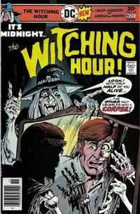 Cover Thumbnail for The Witching Hour (DC, 1969 series) #66
