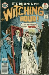 Cover for The Witching Hour (DC, 1969 series) #67