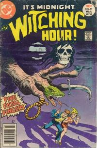 Cover Thumbnail for The Witching Hour (DC, 1969 series) #69