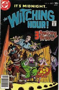 Cover Thumbnail for The Witching Hour (DC, 1969 series) #74