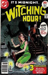 Cover Thumbnail for The Witching Hour (DC, 1969 series) #75