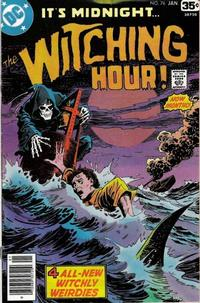 Cover Thumbnail for The Witching Hour (DC, 1969 series) #76