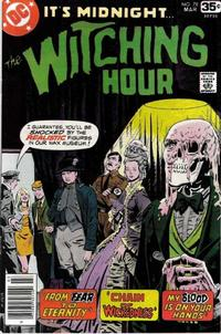Cover Thumbnail for The Witching Hour (DC, 1969 series) #78