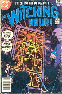 Cover Thumbnail for The Witching Hour (DC, 1969 series) #79