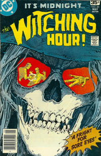 Cover Thumbnail for The Witching Hour (DC, 1969 series) #80