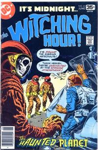 Cover Thumbnail for The Witching Hour (DC, 1969 series) #81