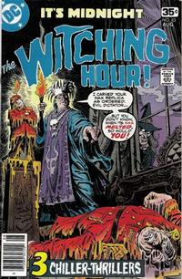 Cover Thumbnail for The Witching Hour (DC, 1969 series) #83