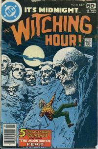 Cover Thumbnail for The Witching Hour (DC, 1969 series) #84