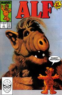 Cover Thumbnail for ALF (Marvel, 1988 series) #1 [Direct]