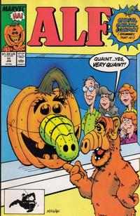 Cover Thumbnail for ALF (Marvel, 1988 series) #11