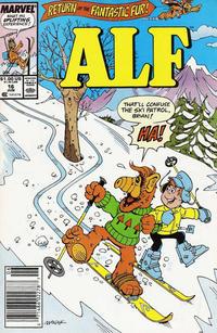 Cover Thumbnail for ALF (Marvel, 1988 series) #16
