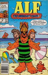 Cover Thumbnail for ALF (Marvel, 1988 series) #19