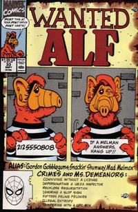Cover Thumbnail for ALF (Marvel, 1988 series) #33
