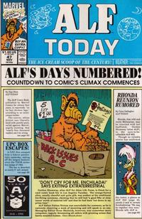 Cover Thumbnail for ALF (Marvel, 1988 series) #47